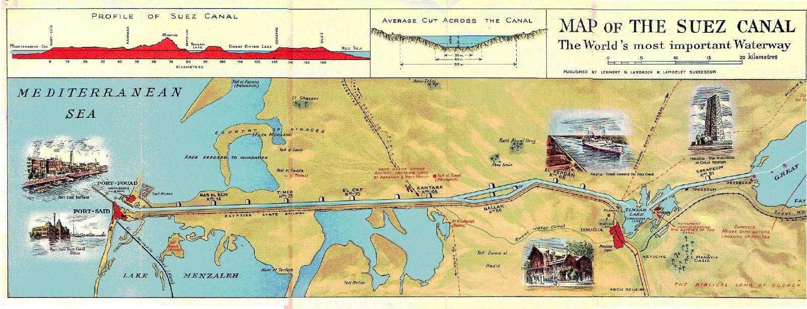 SuezCanalNorth
